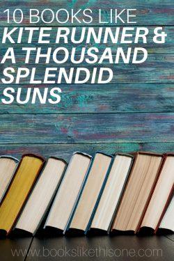 Books like a thousand splendid suns