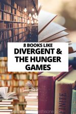 8 Books Like Divergent The Hunger Games Books Like This One