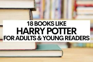 18 Books Like Harry Potter for Adults & Young Readers